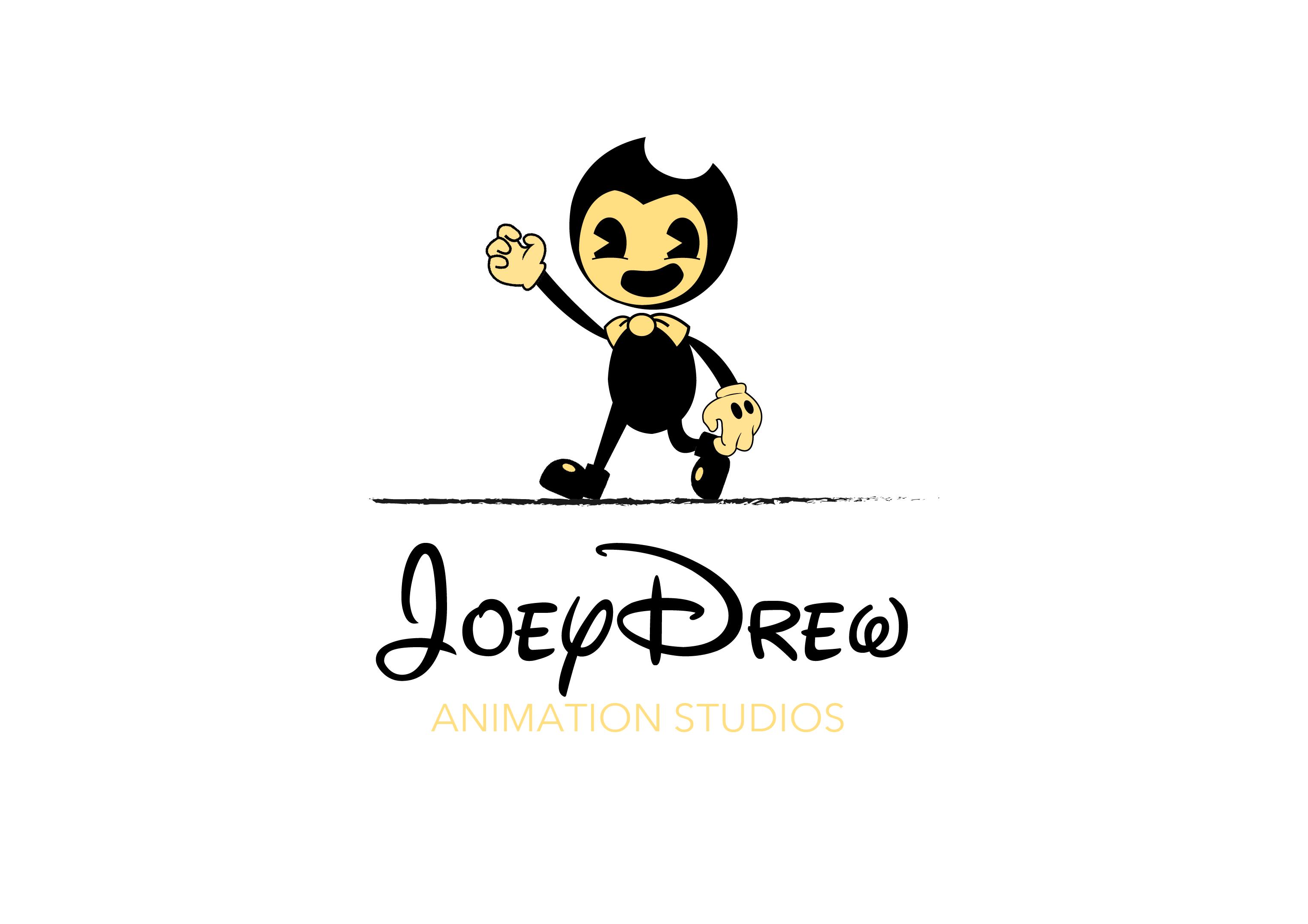 JoeyDrewStudio Logo (DisneyStyle) by Rui0730