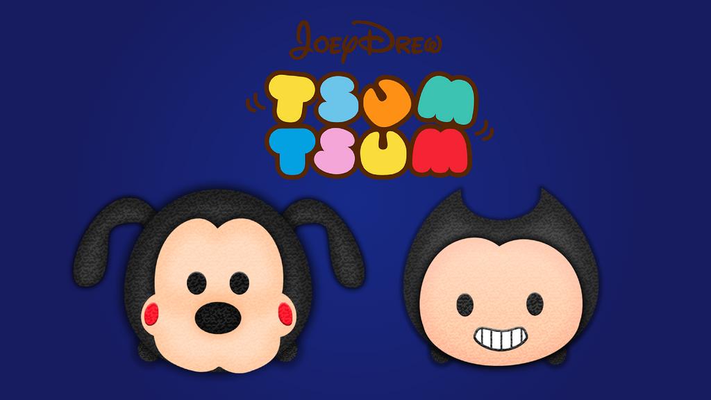 JoeyDrew TsumTsum Ver.2 by Rui0730