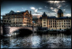 Bridge Over Troubled Water by Silverbeck