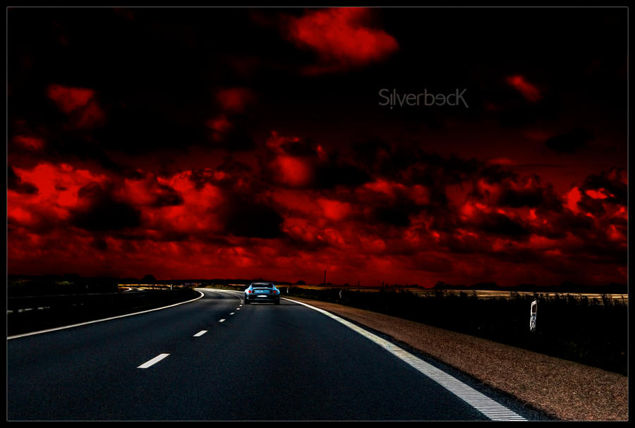 Twiligt Ride by Silverbeck