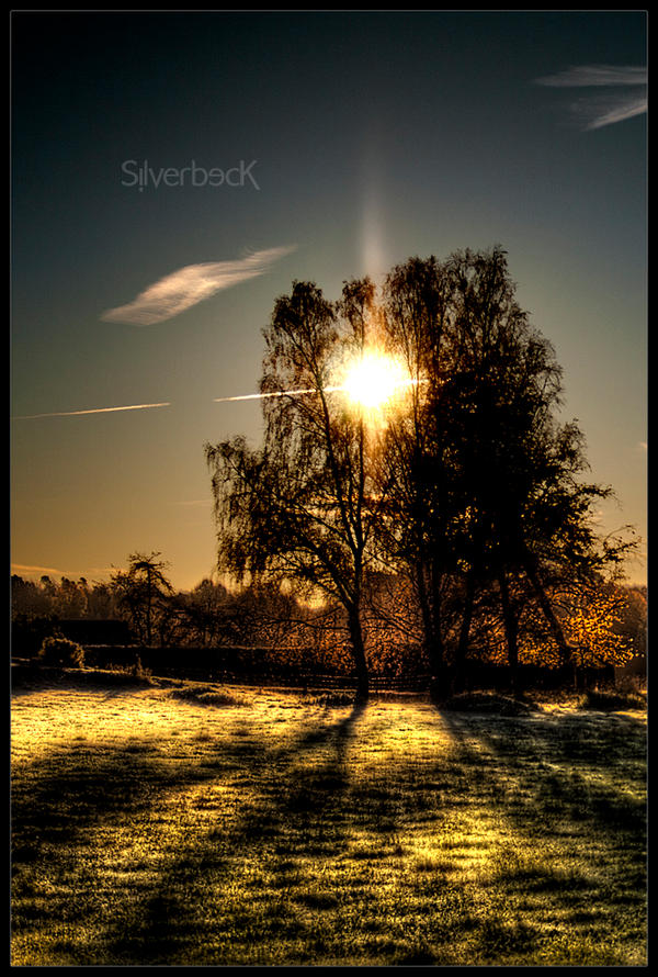 Piercing Light by Silverbeck
