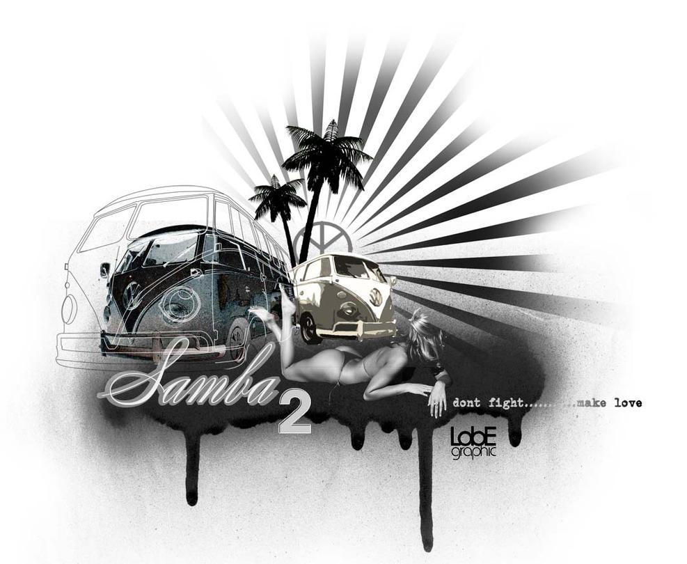 Samba 2 by bezzo
