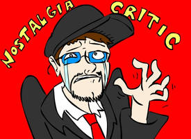 Nostalgia Critic Tribute by AniMerrill