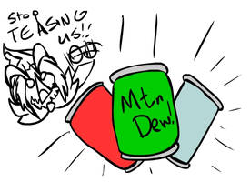 Mtn Dew Rage by AniMerrill