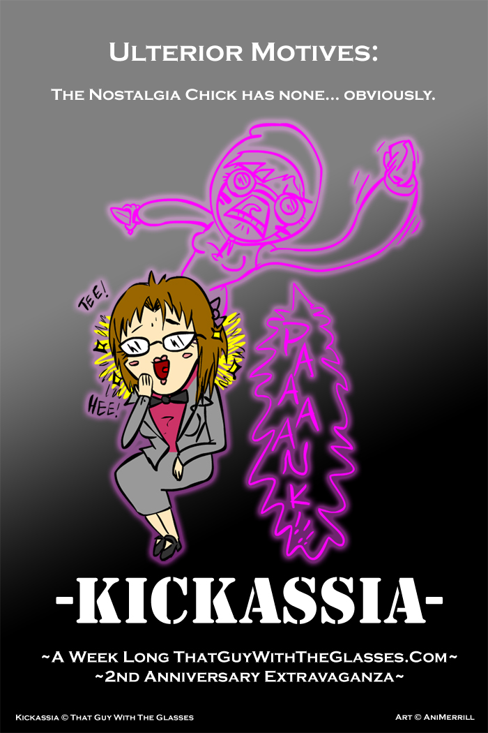 Kickassia Promo Poster 4 by AniMerrill