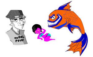 Doodledump 05192013 by AniMerrill