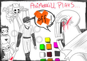 AniMerrill Plays: OFF! Let's Play Series by AniMerrill