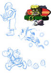 Random Doodle Dump