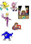 Sonichu Doodle Dump