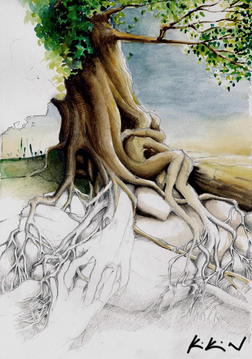 tree by dante-mk