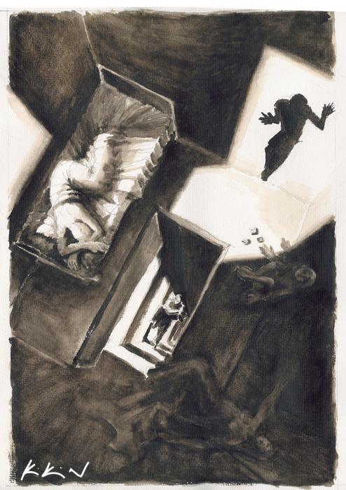 dreams by dante-mk