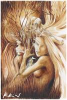 dreams of the wood by dante-mk