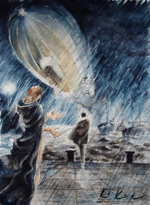 Zeppelin by dante-mk
