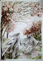 Sakura by dante-mk