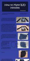 How to Make BJD Hoodies by RodianAngel