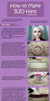 How to Make BJD Hats