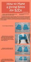 String Bikini Tutorial