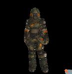 Titanfall - M-COR Pilot (designated marksman)