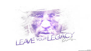 Ray Lewis - Leave Your Legacy