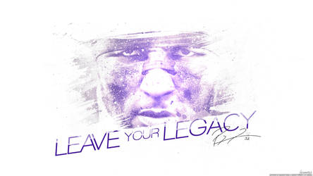 Ray Lewis - Leave Your Legacy by OwenB23
