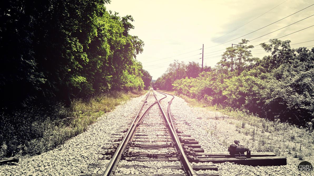 Railroad Tracks by OwenB23