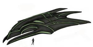 Prothean's Shuttle for Shepard   Rework