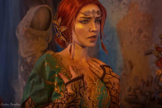 Triss Merigold (The Witcher Wild Hunt) #6