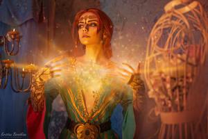Triss Merigold (The Witcher Wild Hunt) #7