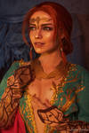Triss Merigold (The Witcher Wild Hunt) #11