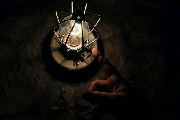 Darkness around the Light by Neekperfect97