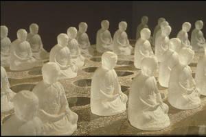 108 Buddhas 1b by chenghsin