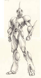 Guyver 0 Enhancement by SpectoralFreedom