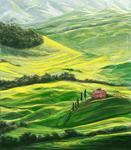 i watched you change | landscape study #1