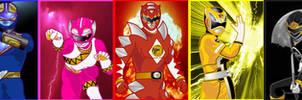 Fusion Rangers