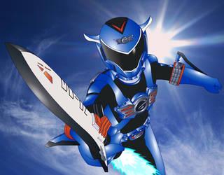 Go-on Cobalt by RiderB0y