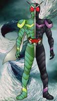 Kamen Rider Double W_fanart
