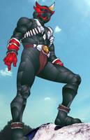 Kamen Rider Genki_riderman09 by RiderB0y
