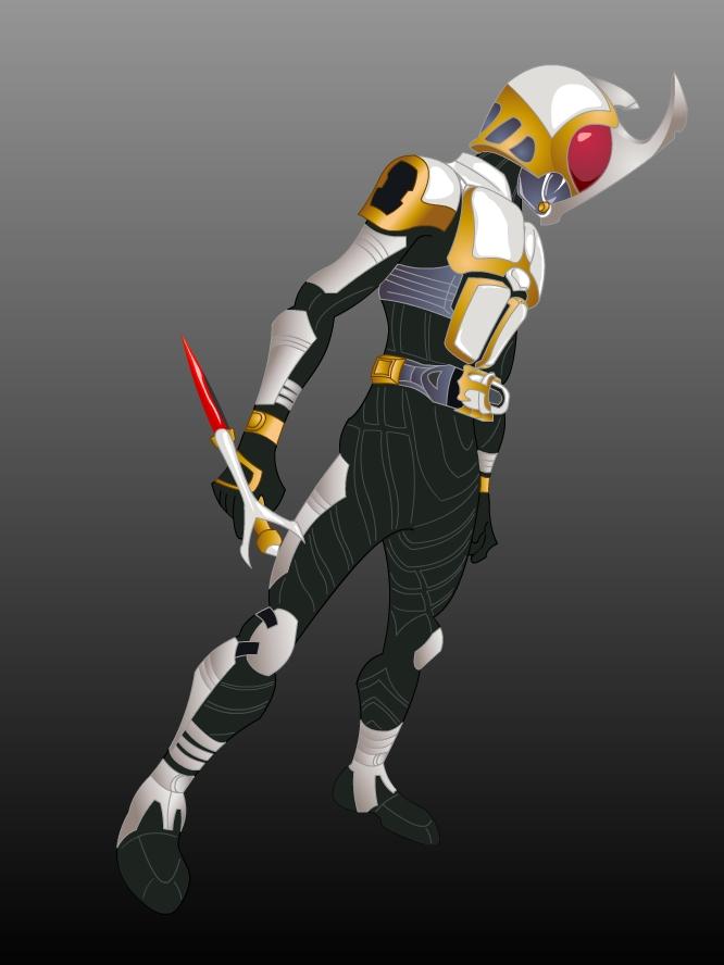 Kamen Rider Kabuto_WHITE by RiderB0y on DeviantArt