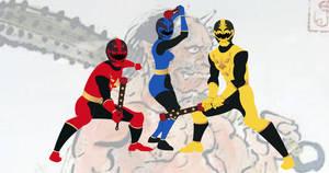 Fukumen Sentai OniRanger