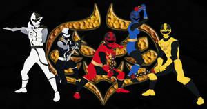 Fukumen Sentai OniRanger Group
