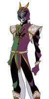 Twin Dragon Ranger