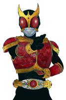 Kamen Rider Kuuga another look by RiderB0y