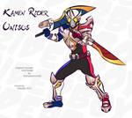 Kamen Rider Unisus