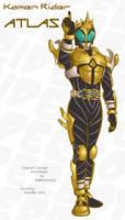 Kamen Rider Atlas