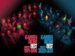 Kamen Rider Best 1971-2011