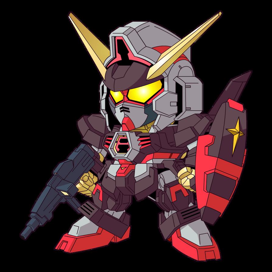 Gundam Age-0 Prototype by RiderB0y