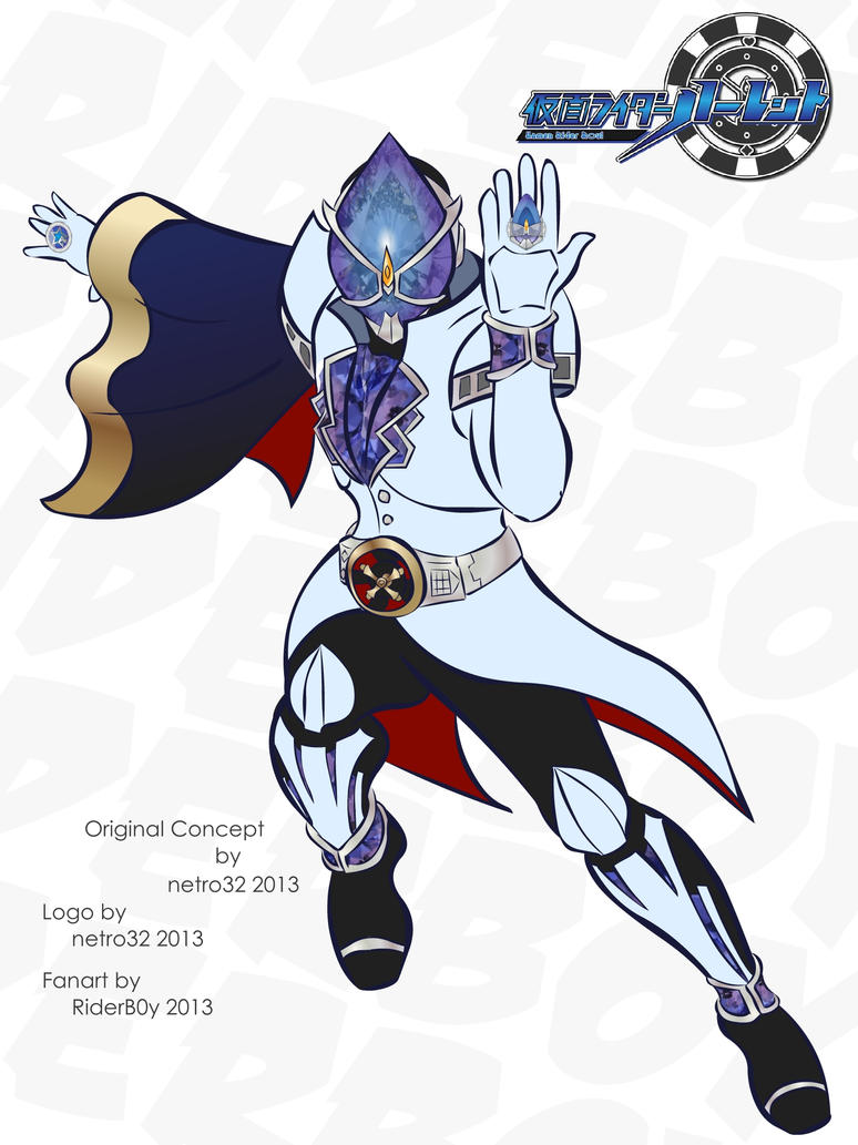Kamen Rider Roul by RiderB0y