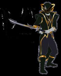 My Shinken Black by RiderB0y