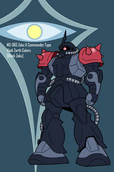 Black Zaku