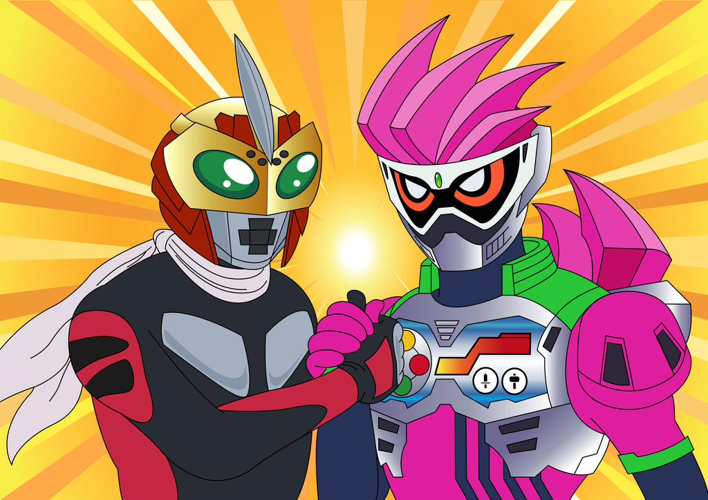 FamiKamen Rider meets KR Ex-Aid by RiderB0y